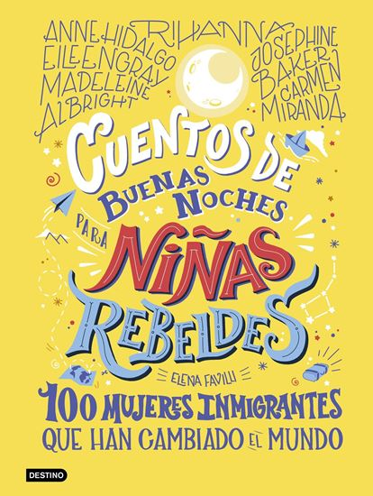 Imagen de CUENTOS BUENAS NOCHES NIÑAS REBEL 3 (TD)