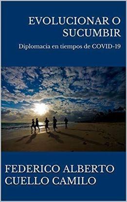 Imagen de EVOLUCIONAR O SUCUMBIR. DIPLOMACIA EN T.