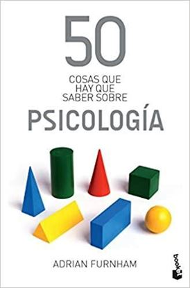 Imagen de 50 COSAS QUE HAY ..SOBRE PSICOLOGIA (BOL