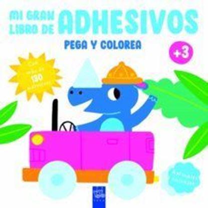 Imagen de ANIMALES SALVAJES (ADHESIVOS)