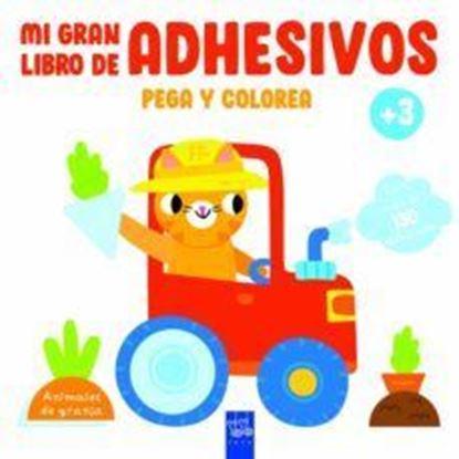 Imagen de ANIMALES DE GRANJA (ADHESIVOS)