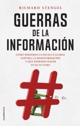 Imagen de GUERRAS DE LA INFORMACION