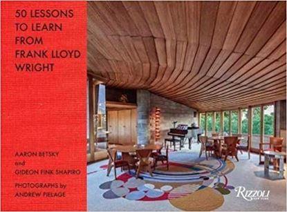 Imagen de 50 LESSONS TO LEARN FROM FRANK LLOYD WRI
