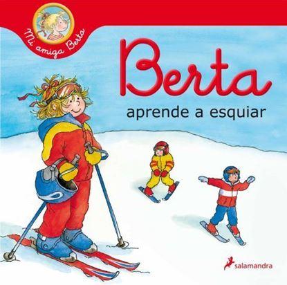 Imagen de BERTA APRENDE A ESQUIAR (MI AMIGA BERTA)