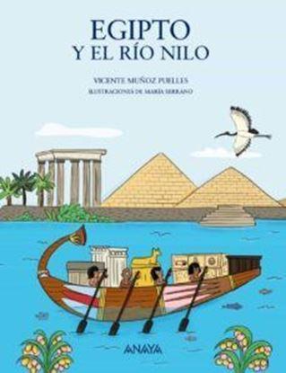 Imagen de EGIPTO Y EL RIO NILO