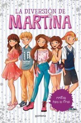 Imagen de DIVERSION DE MARTINA 9. ELEGIDA PARA LA