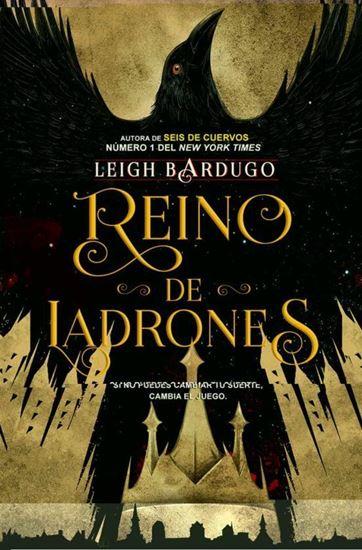 Imagen de REINO DE LADRONES (TB)