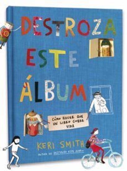 Imagen de DESTROZA ESTE ALBUM