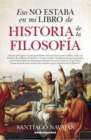 Imagen de ESO NO ESTABA. HIST. DE LA FILOSOFIA(BOL