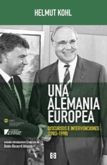 Imagen de UNA ALEMANIA EUROPEA