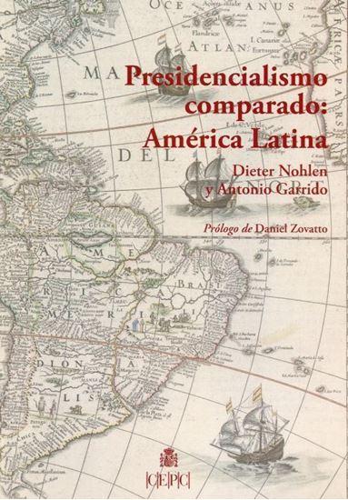 Imagen de PRESIDENCIALISMO COMPARADO. AMERICA LATI