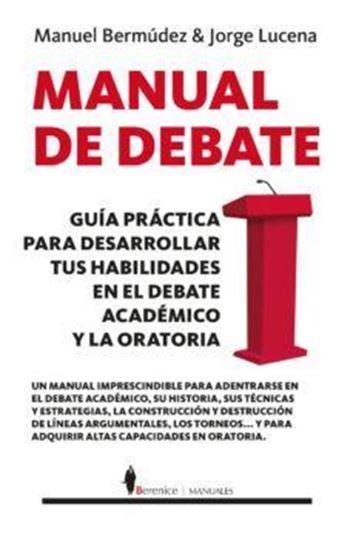 Imagen de MANUAL DE DEBATE