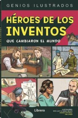 Imagen de HEROES DE LOS INVENTOS (COMIC)
