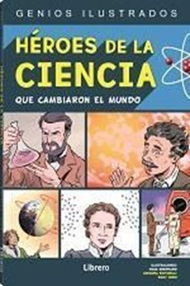Imagen de HEROES DE LA CIENCIA (COMIC)