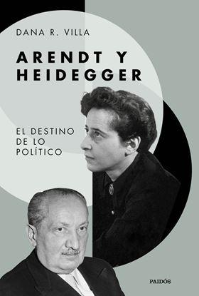 Imagen de ARENDT Y HEIDEGGER