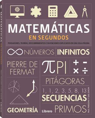 Imagen de MATEMATICAS EN SEGUNDOS