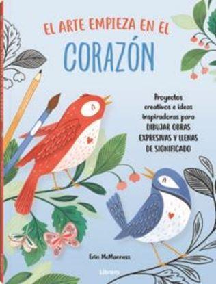 Imagen de EL ARTE EMPIEZA EN EL CORAZON