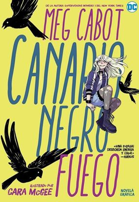 Imagen de CANARIO NEGRO. FUEGO