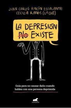 Imagen de LA DEPRESION (NO) EXISTE