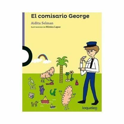 Imagen de EL COMISARIO GEORGE - LOQUELEO (S-M)+8