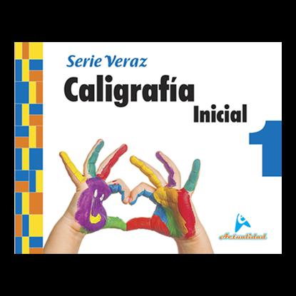 Imagen de CALIGRAFIA INICIAL S/VERAZ 1 (ACTUALIZAD