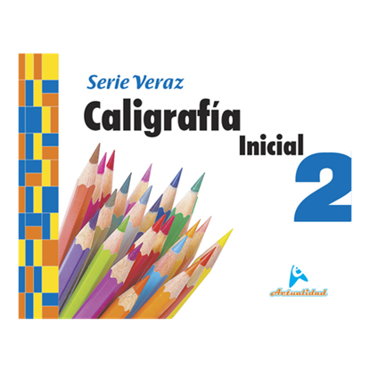Imagen de CALIGRAFIA INICIAL S/VERAZ 2 (ACTUALIZAD