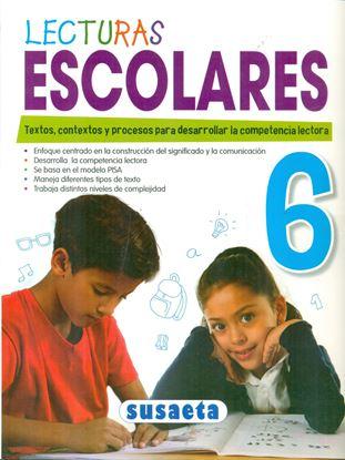 Imagen de LECTURAS ESCOLARES NO. 6 (SUS)