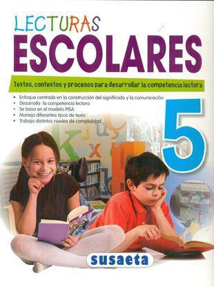 Imagen de LECTURAS ESCOLARES NO. 5 (SUS)