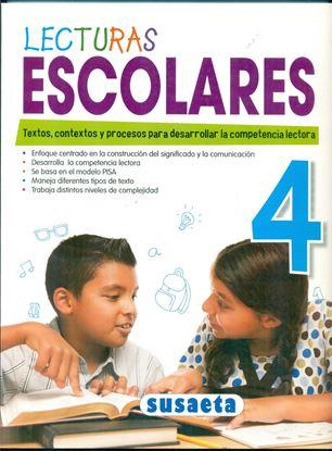 Imagen de LECTURAS ESCOLARES NO. 4 (SUS)