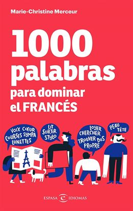 Imagen de 1000 PALABRAS PARA  DOMINAR EL FRANCES