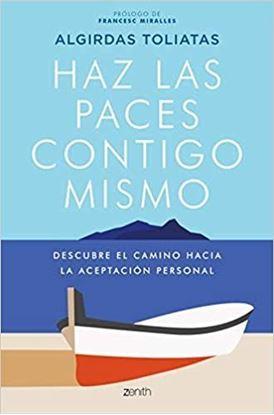 Imagen de HAZ LAS PACES CONTIGO MISMO