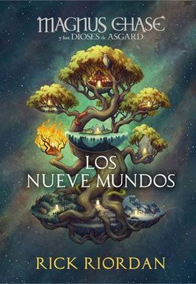 Imagen de MAGNUS CHASE Y LOS NUEVE MUNDOS