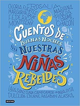 Imagen de CUENTOS DE BUENAS NOCHES P/ NUESTRAS NIÑ