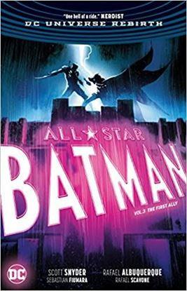 Imagen de ALL-STAR BATMAN VOL. 3. THE FIRST ALLY