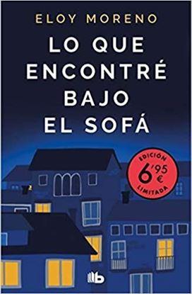 Imagen de LO QUE ENCONTRE BAJO EL SOFA (LI) (BOL)