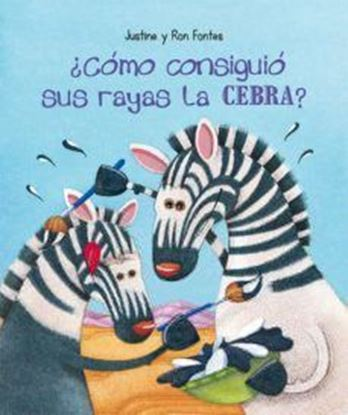 Imagen de ¿COMO CONSIGUIO SUS RAYAS LA CEBRA?