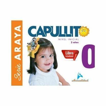 Imagen de CAPULLITO 0, SERIE ARAYA (A) EDI- ACTUAL